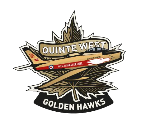 Logo for Quinte West Minor Hockey Association