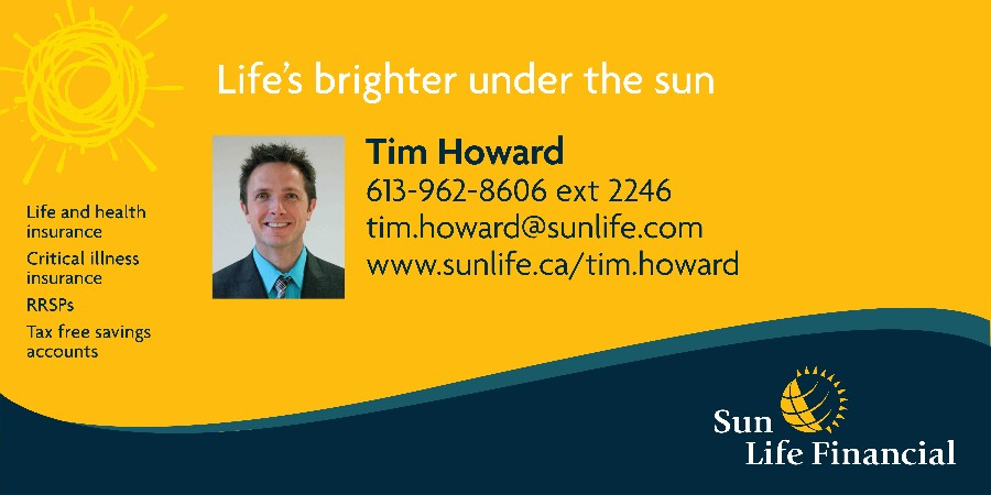 Tim Howard - Sun Life Financial