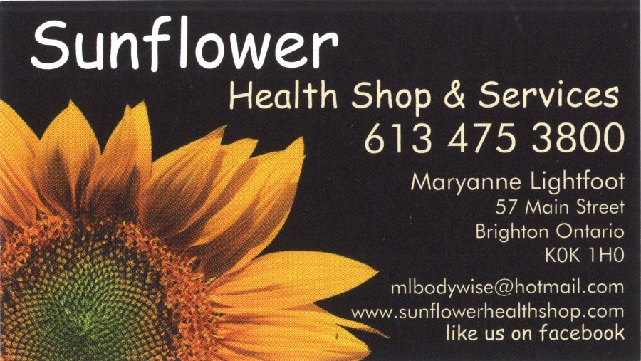 Sunflower Health Shop & Services